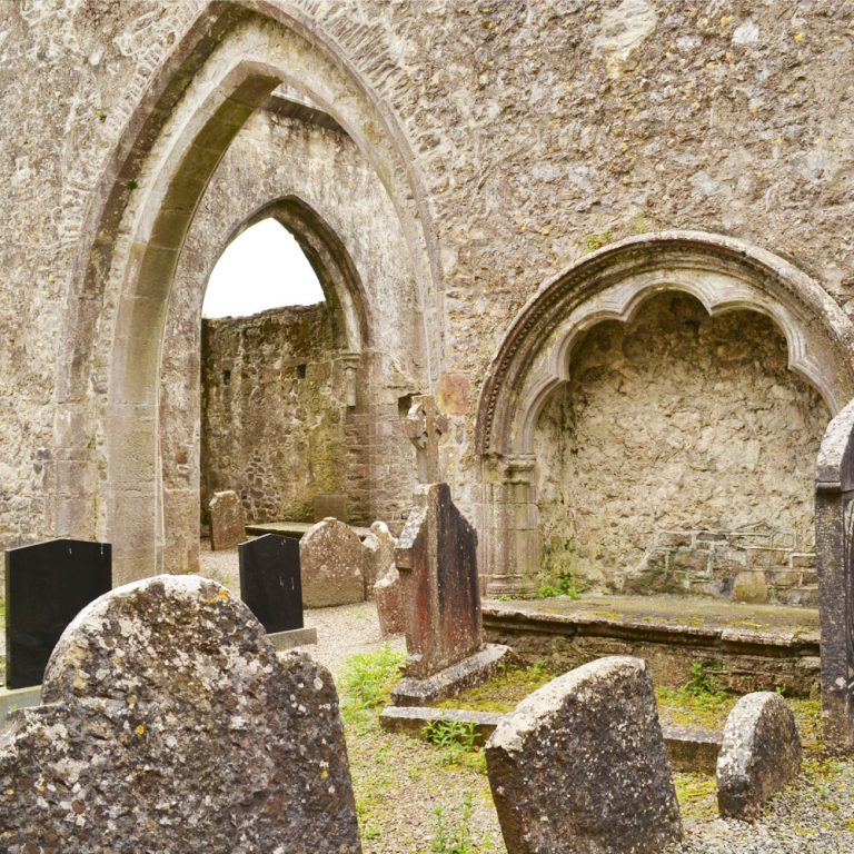 Augustian Priory Alter Buttevant