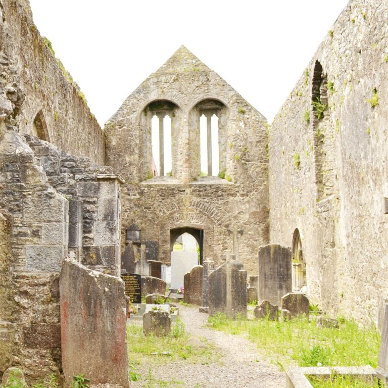 Augustinian Priory Internal2 Buttevant