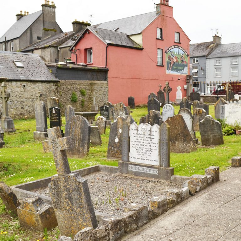 St. Mary's Church yard Buttevant