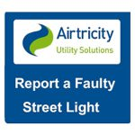Airtricity Report a Fault Logo