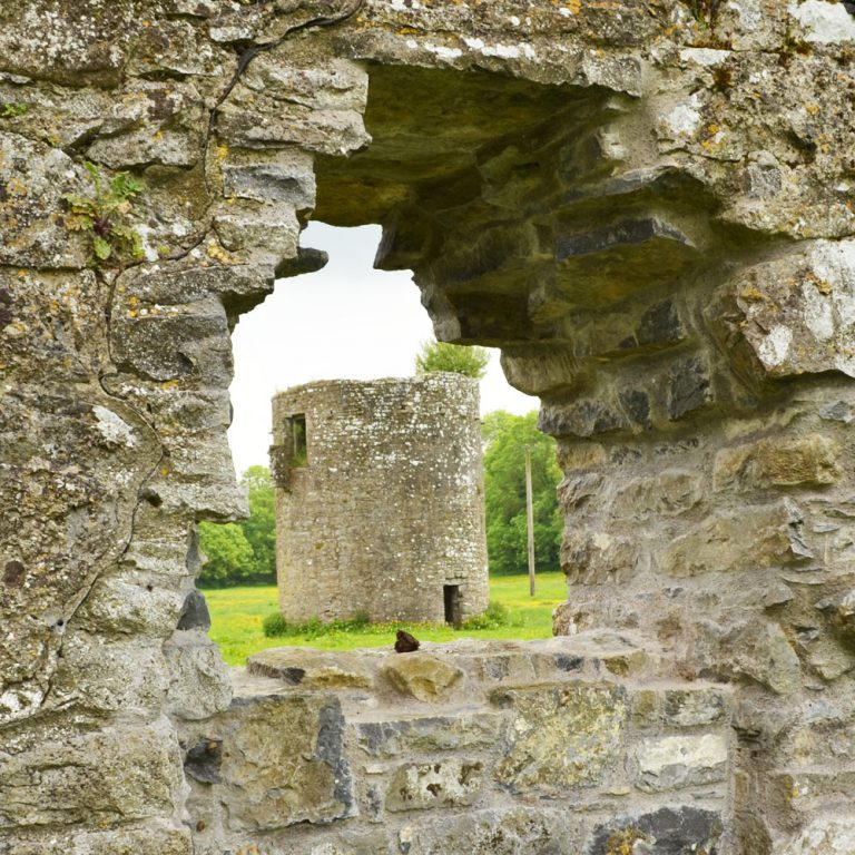 Dovecot Tower by Ballybeg Abbey Buttevant