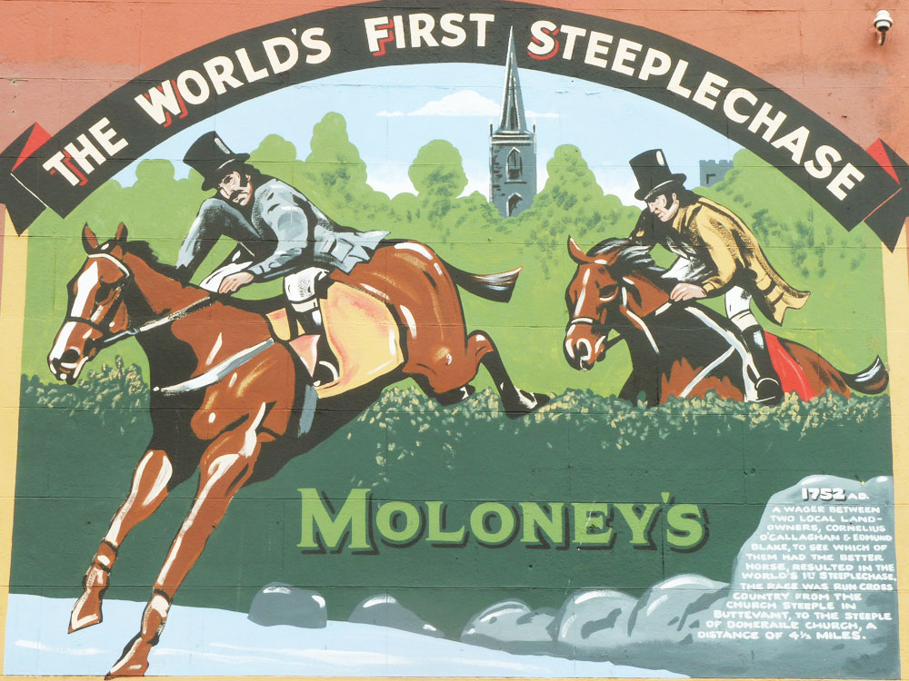 Buttevant - Home of the world's first steeplechase