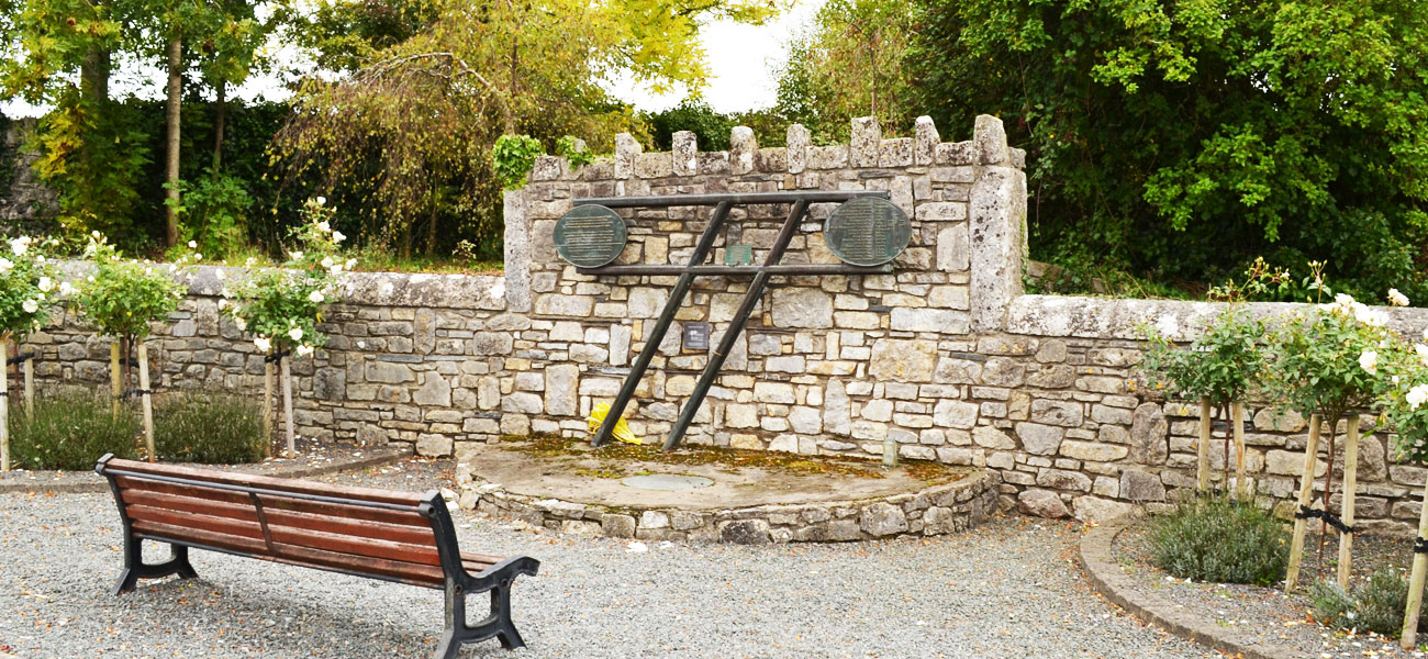 Buttevant Rail Crash Memorial